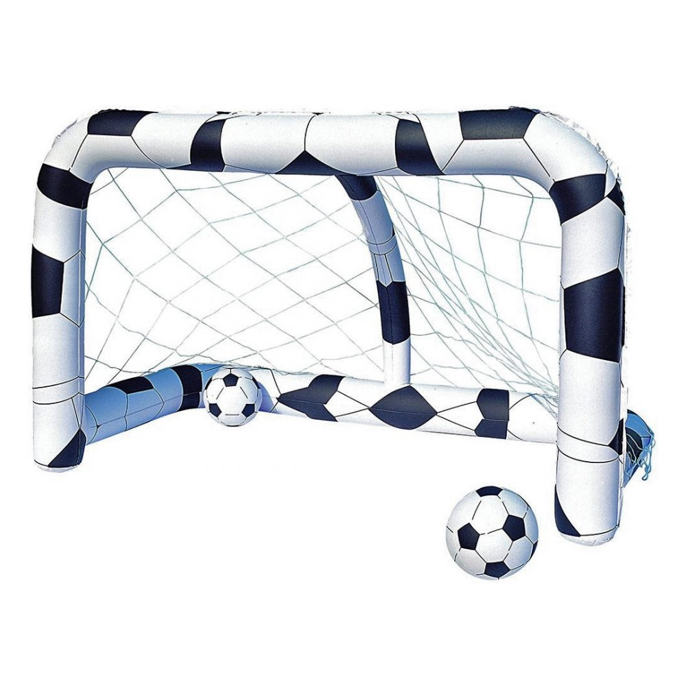 arco futbol inflable