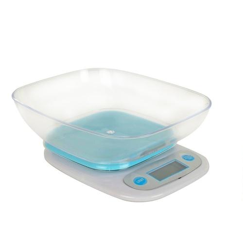 balanza con bowl digital