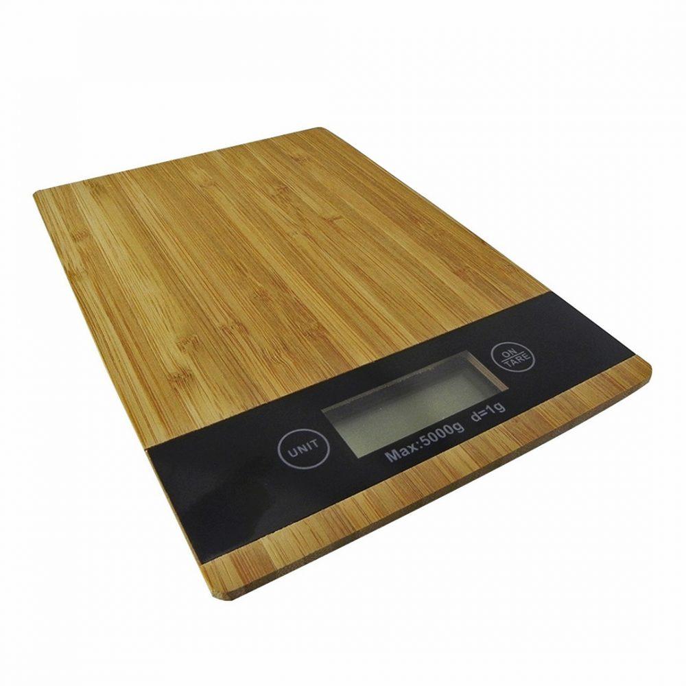 balanza digital madera 1