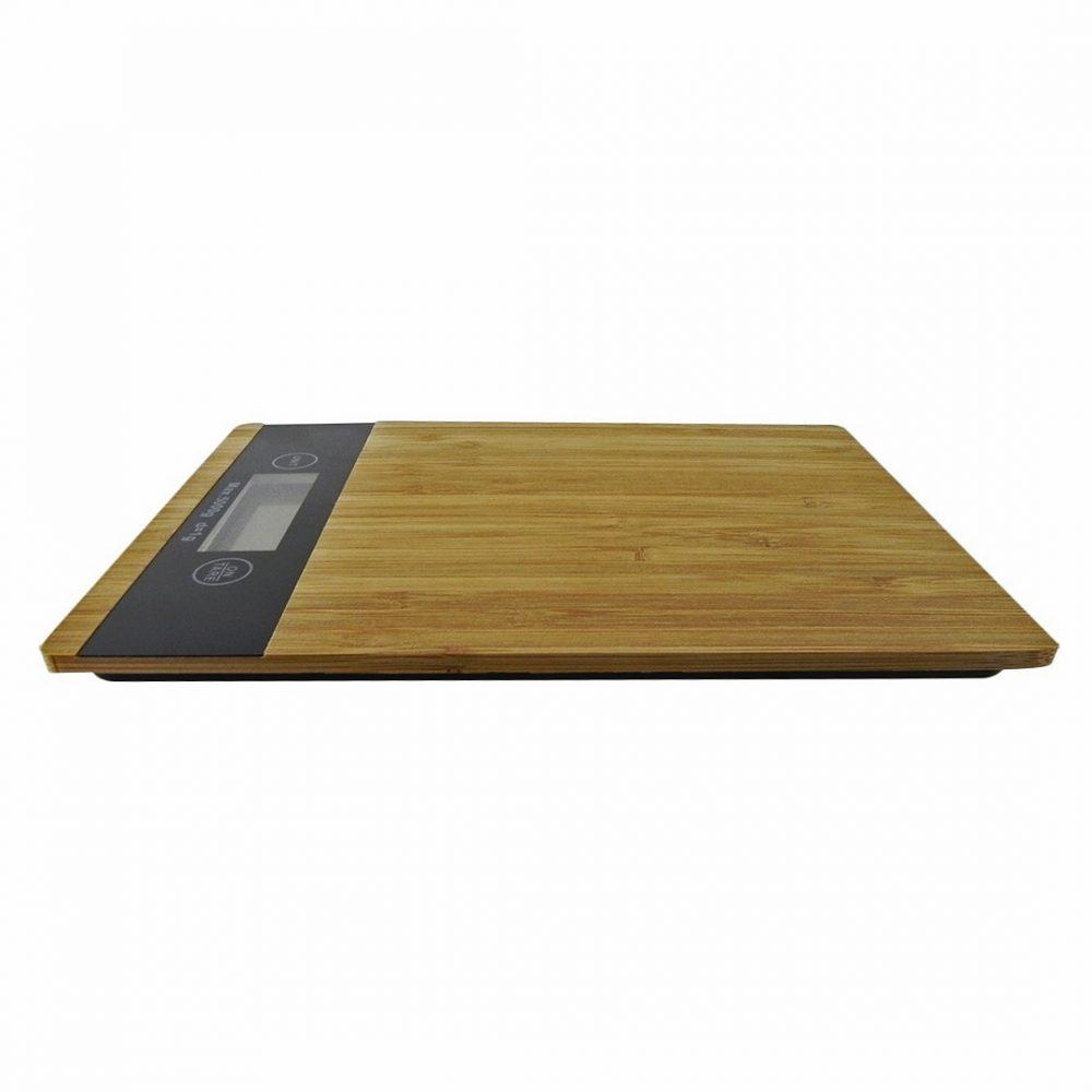 balanza digital madera 2