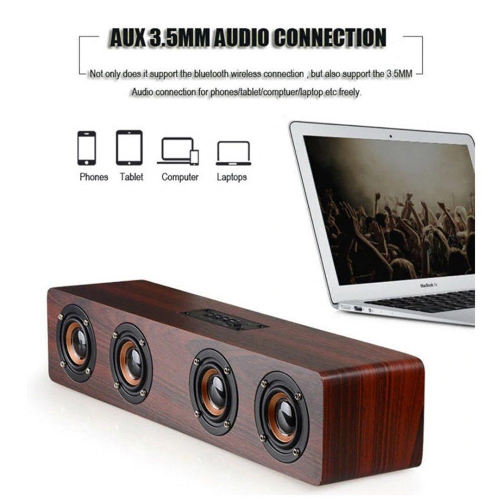 barra de sonido madera 2