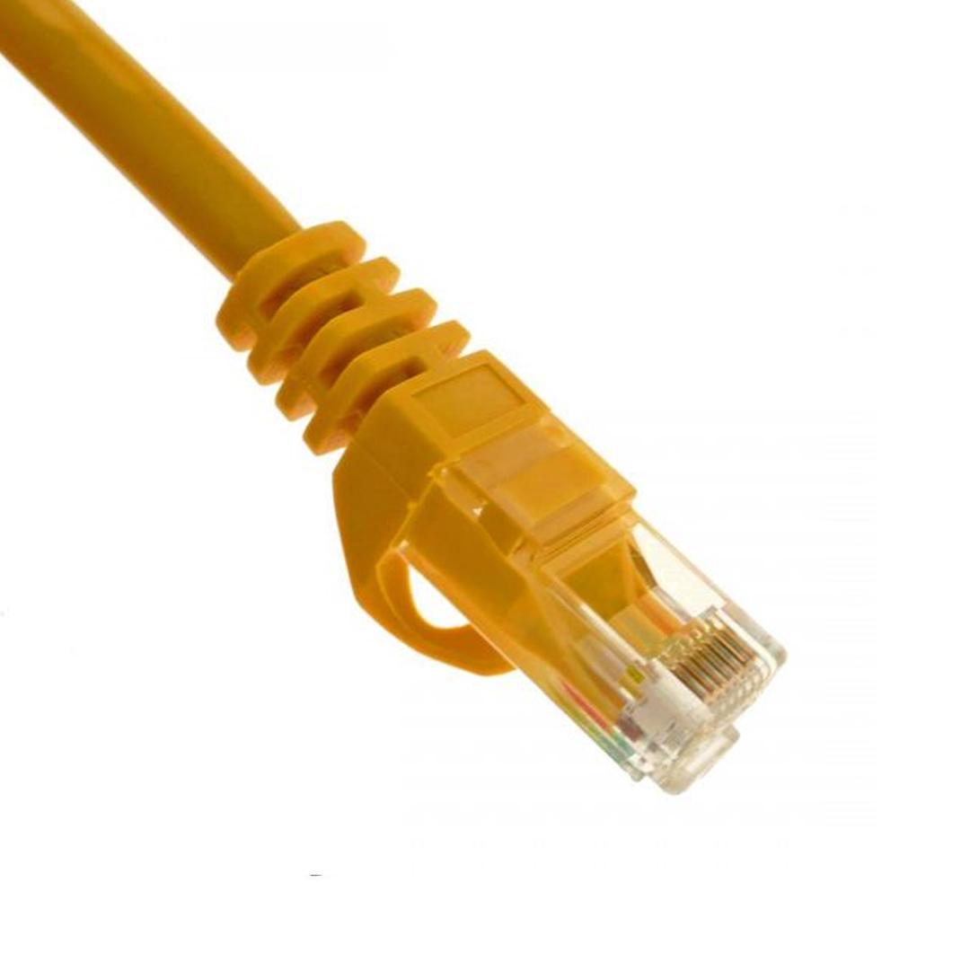 cable de red amarillo 1