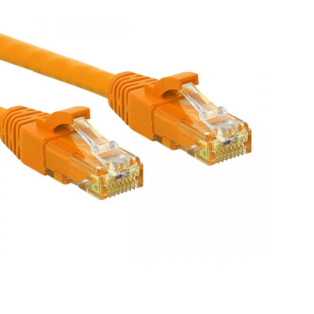 cable de red amarillo 2