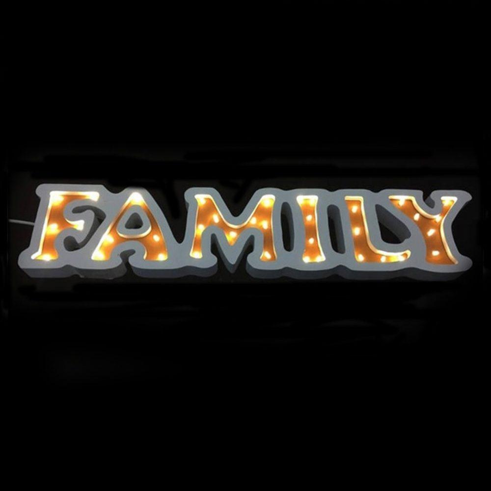 cartel family led 1