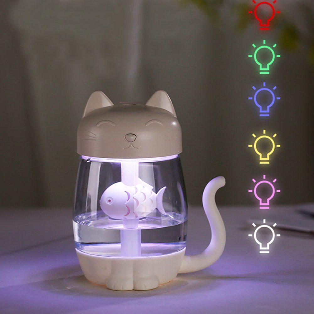 humidificador gato 3