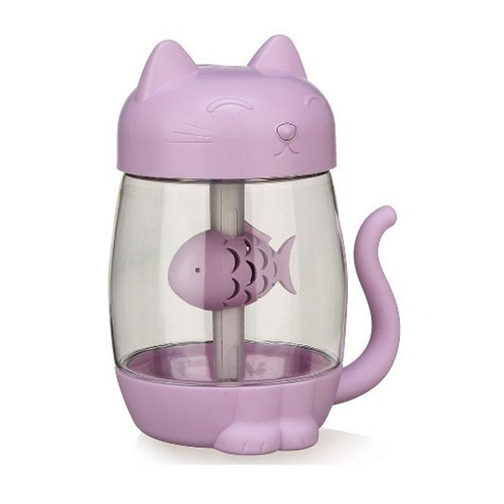 humidificador gato 4