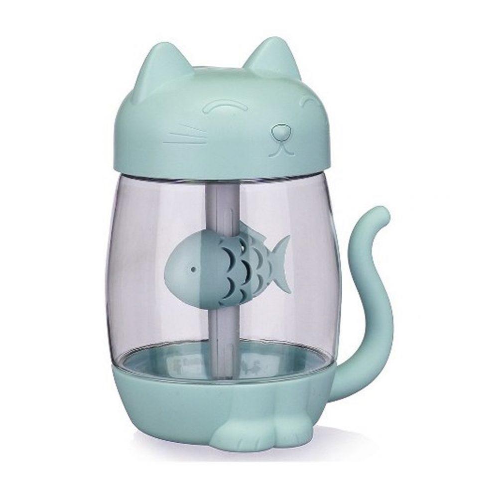 humidificador gato 6