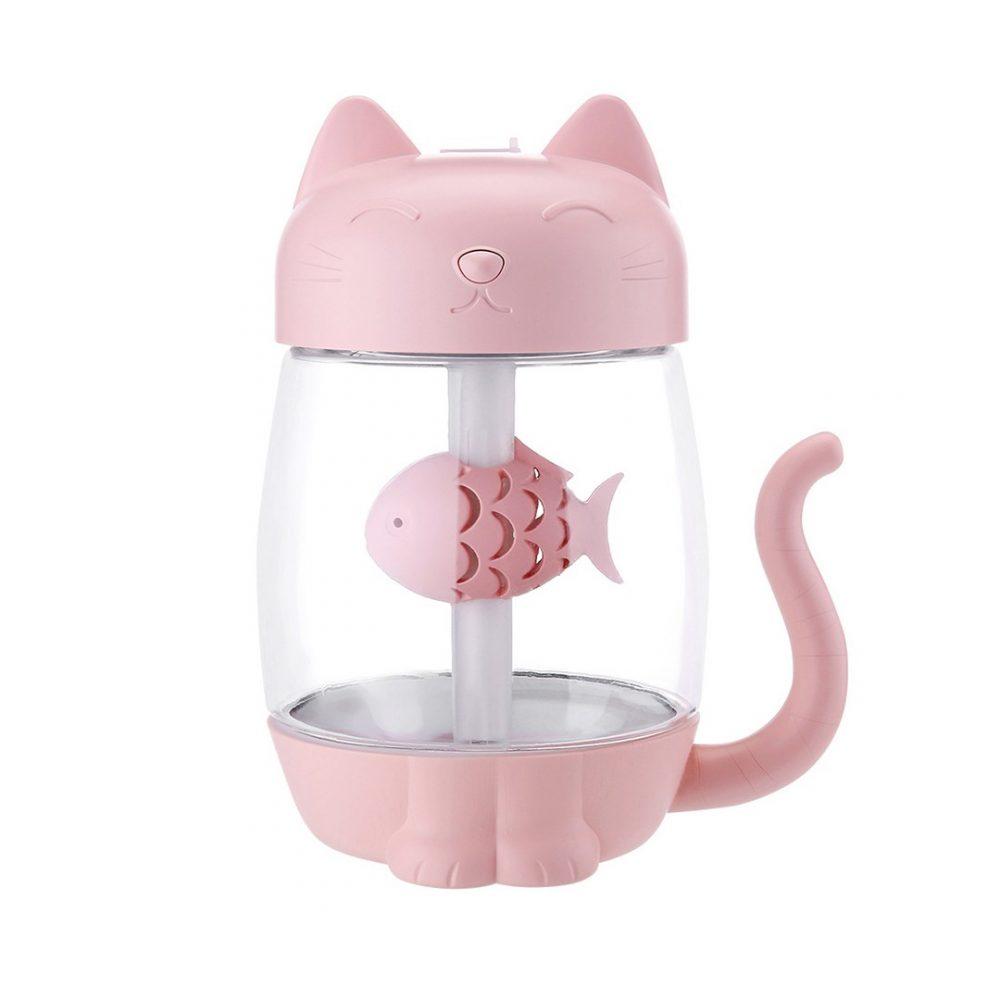 humidificador gato 7