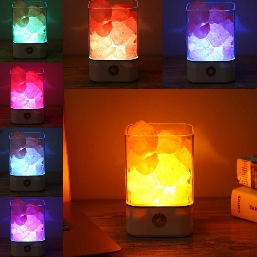lampara de sal multicolor 5