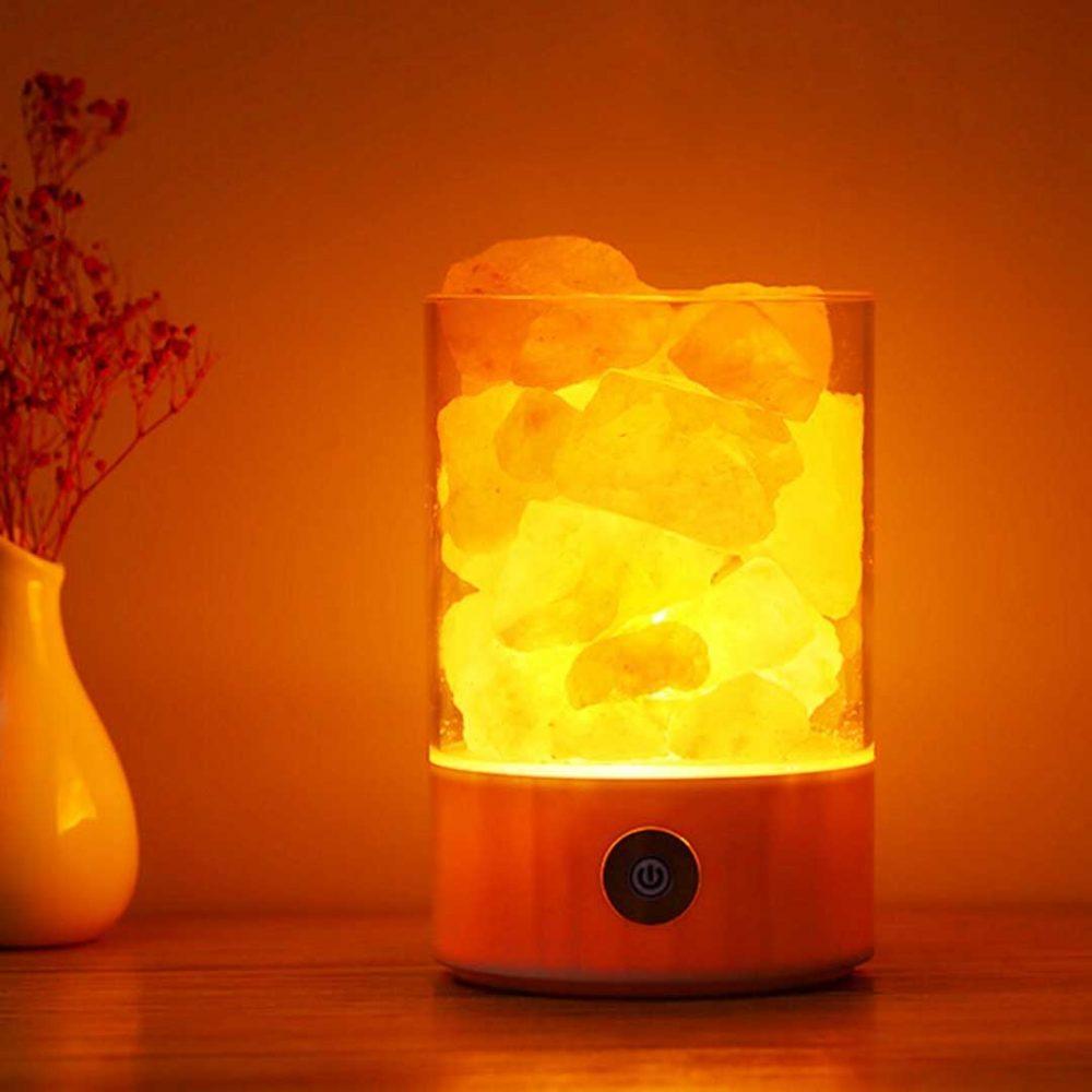 lampara de sal multicolor 7