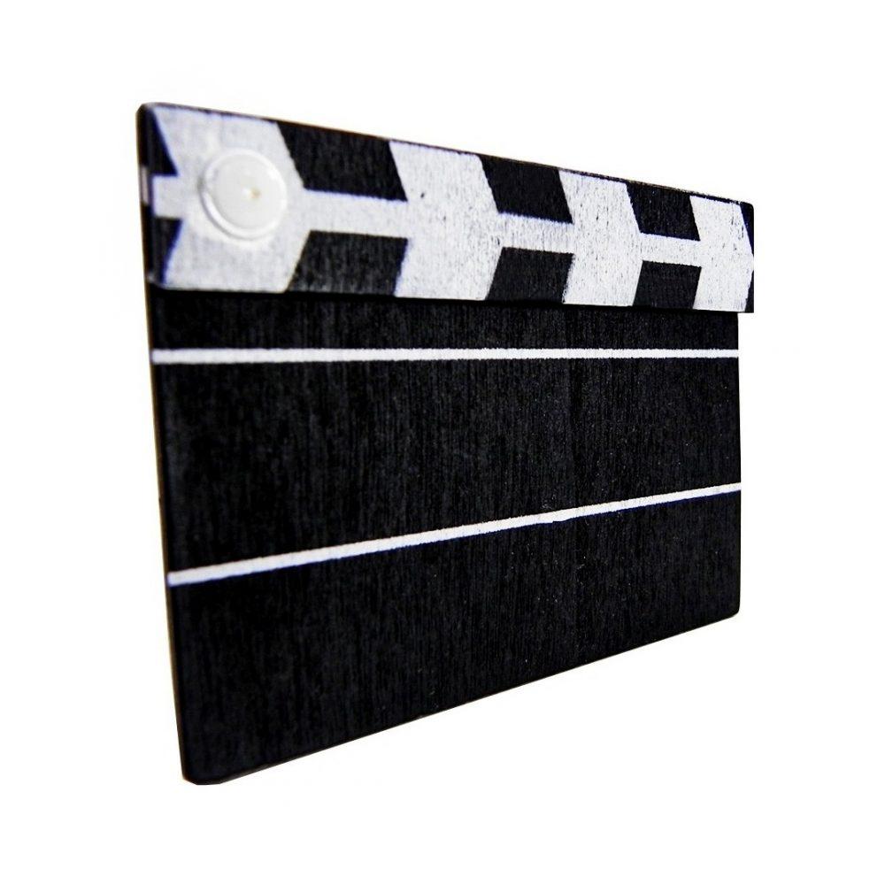 mini pizarra cine madera 1