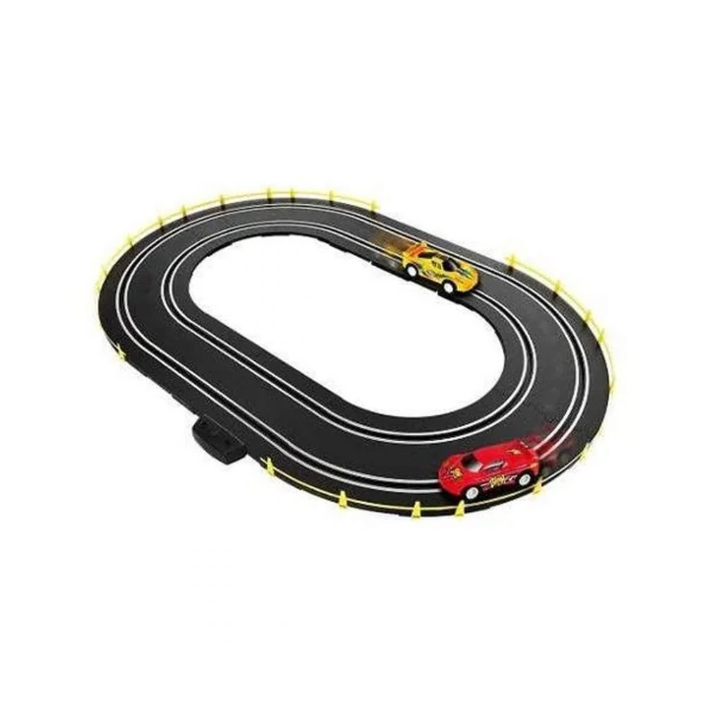 pista de carreras circular orbit 2