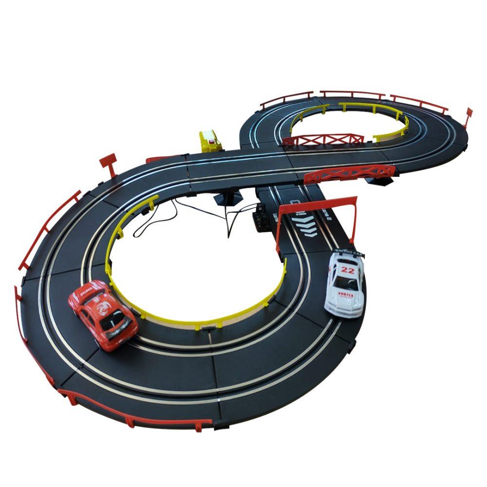 pista de carreras circular orbit 5