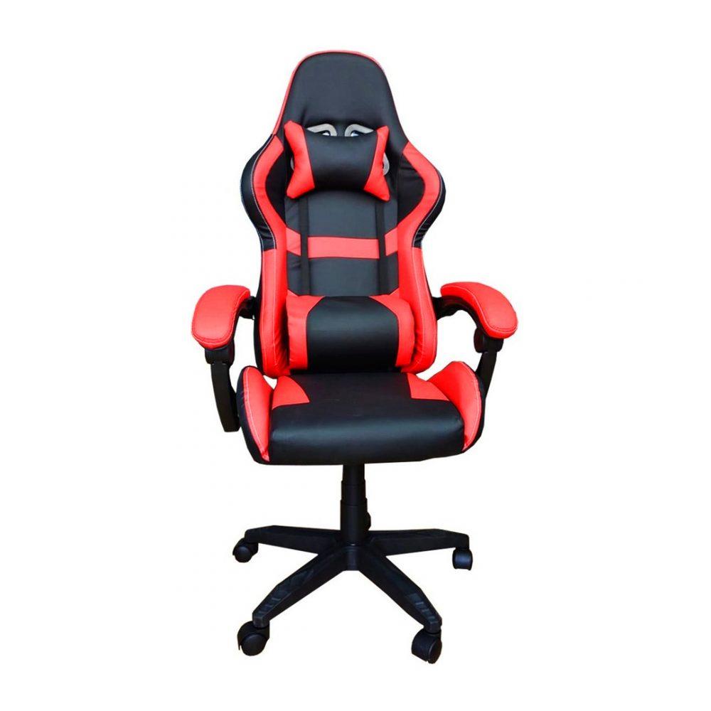 silla gamer roja 1
