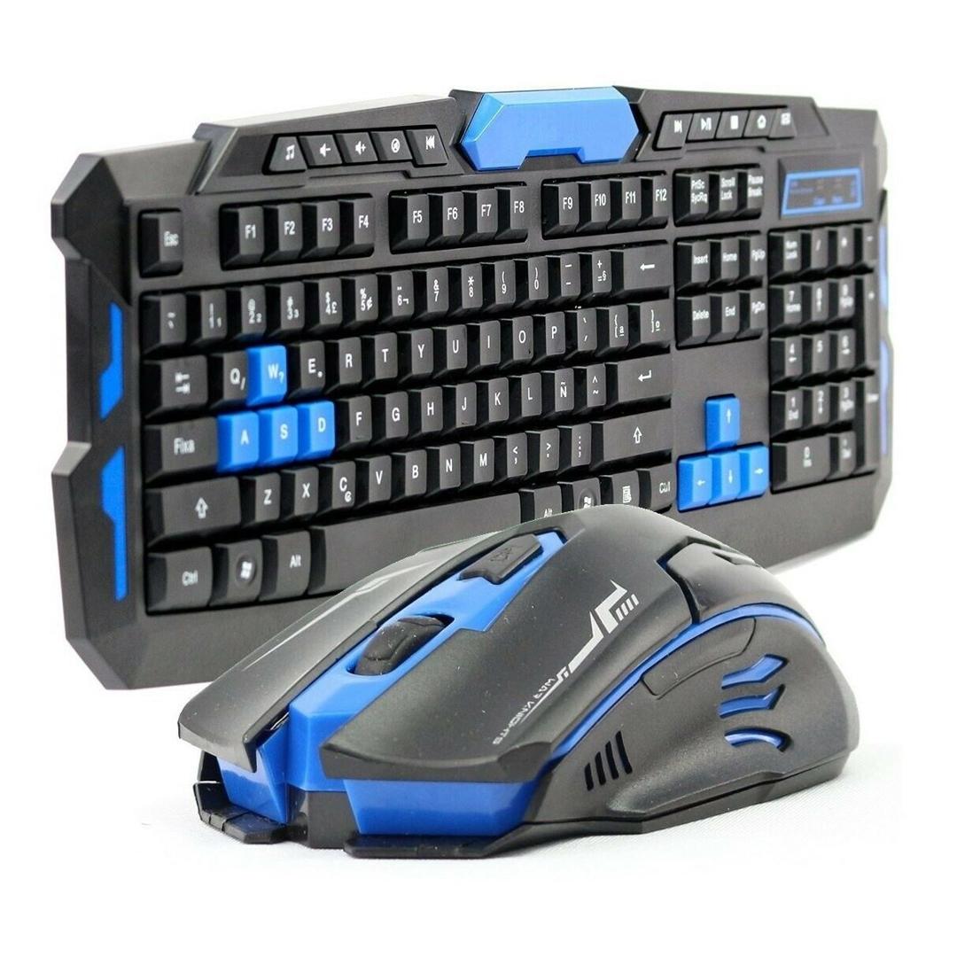 teclado mouse inalambrico Hk8100 1