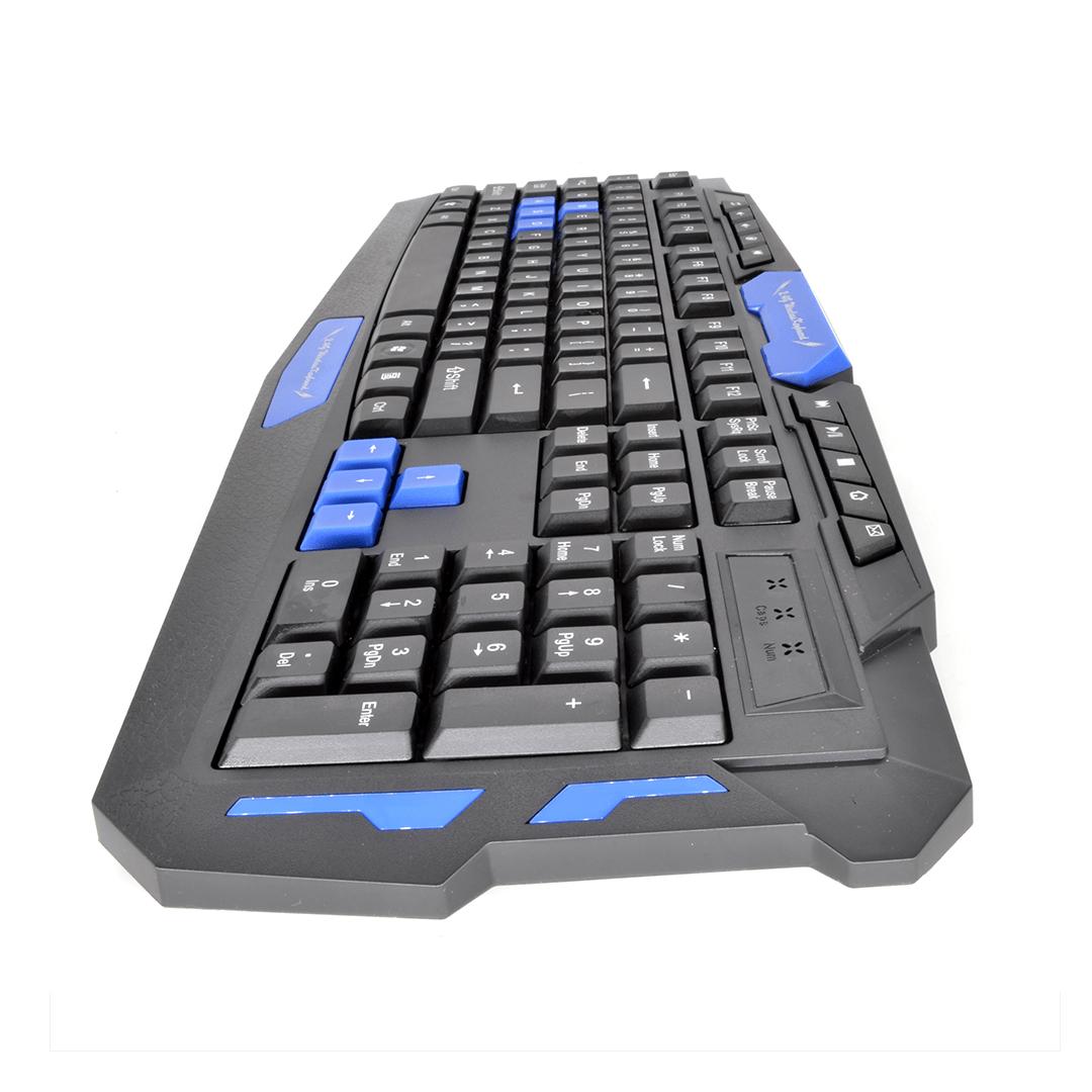 teclado mouse inalambrico Hk8100 2