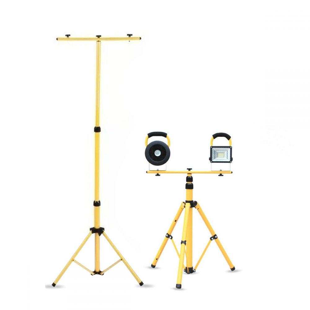 tripode soporte reflectores 1
