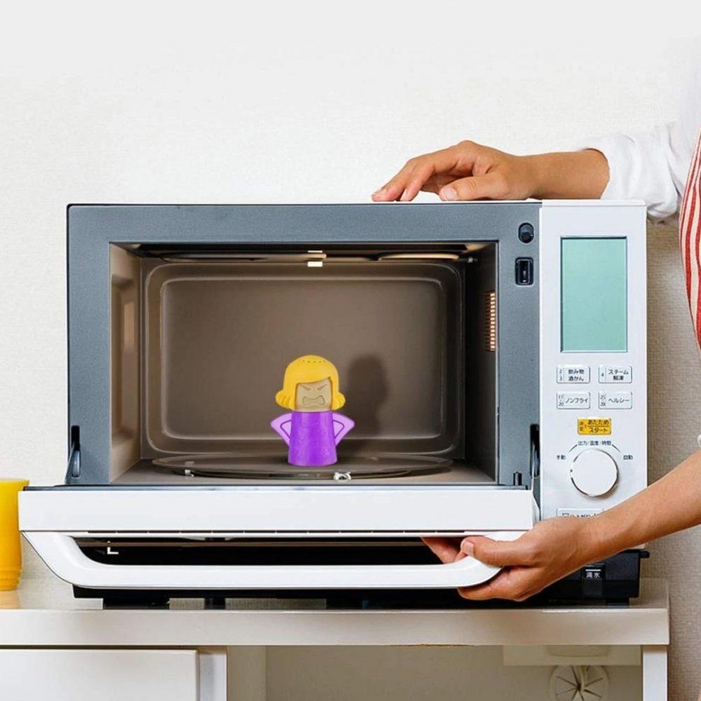 limpiador microondas mama 2