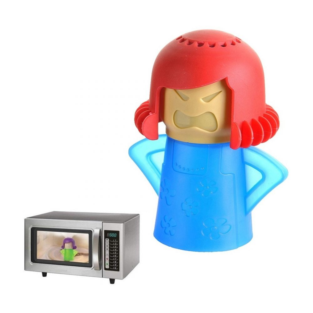 limpiador microondas mama 8