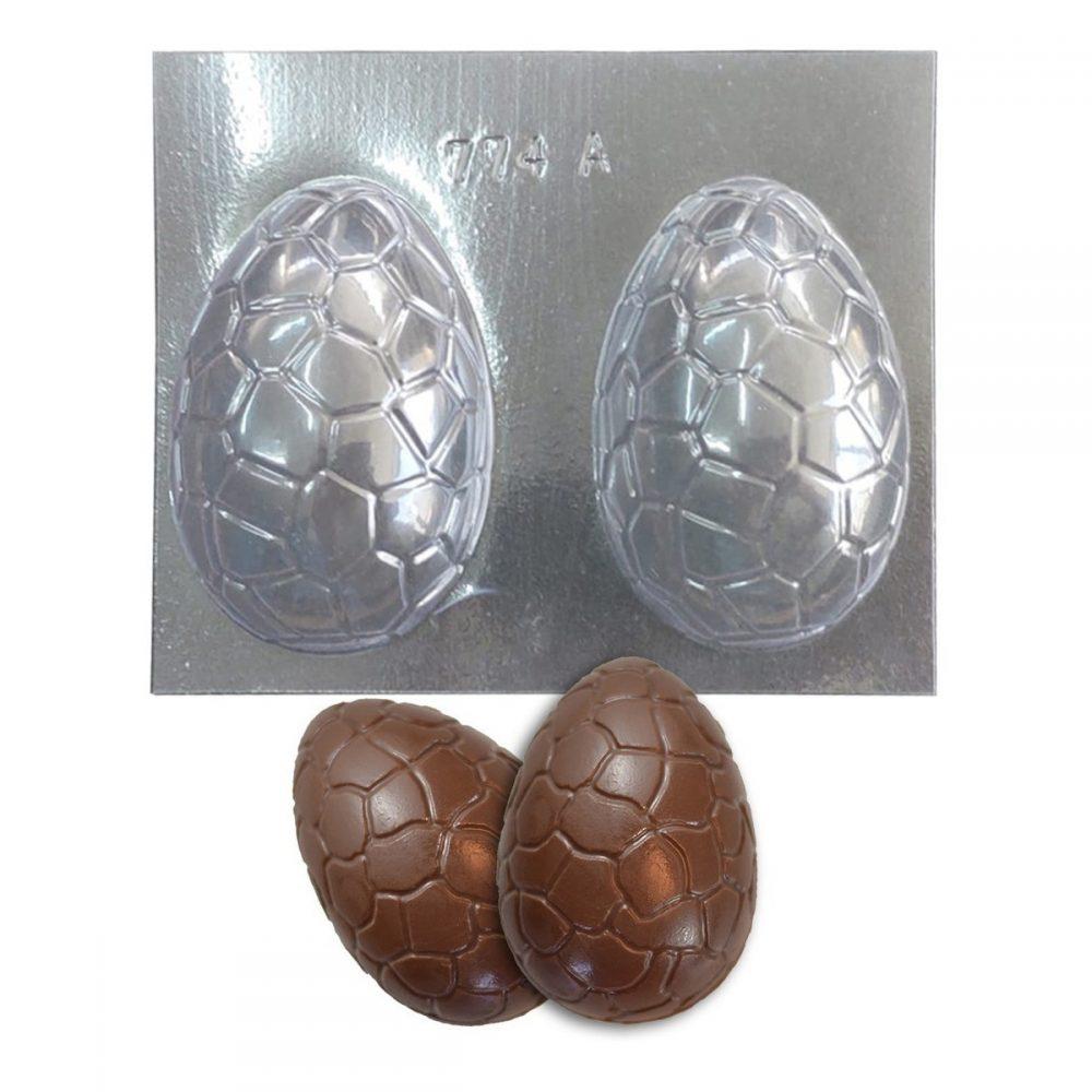 huevos molde craquelados doble 2