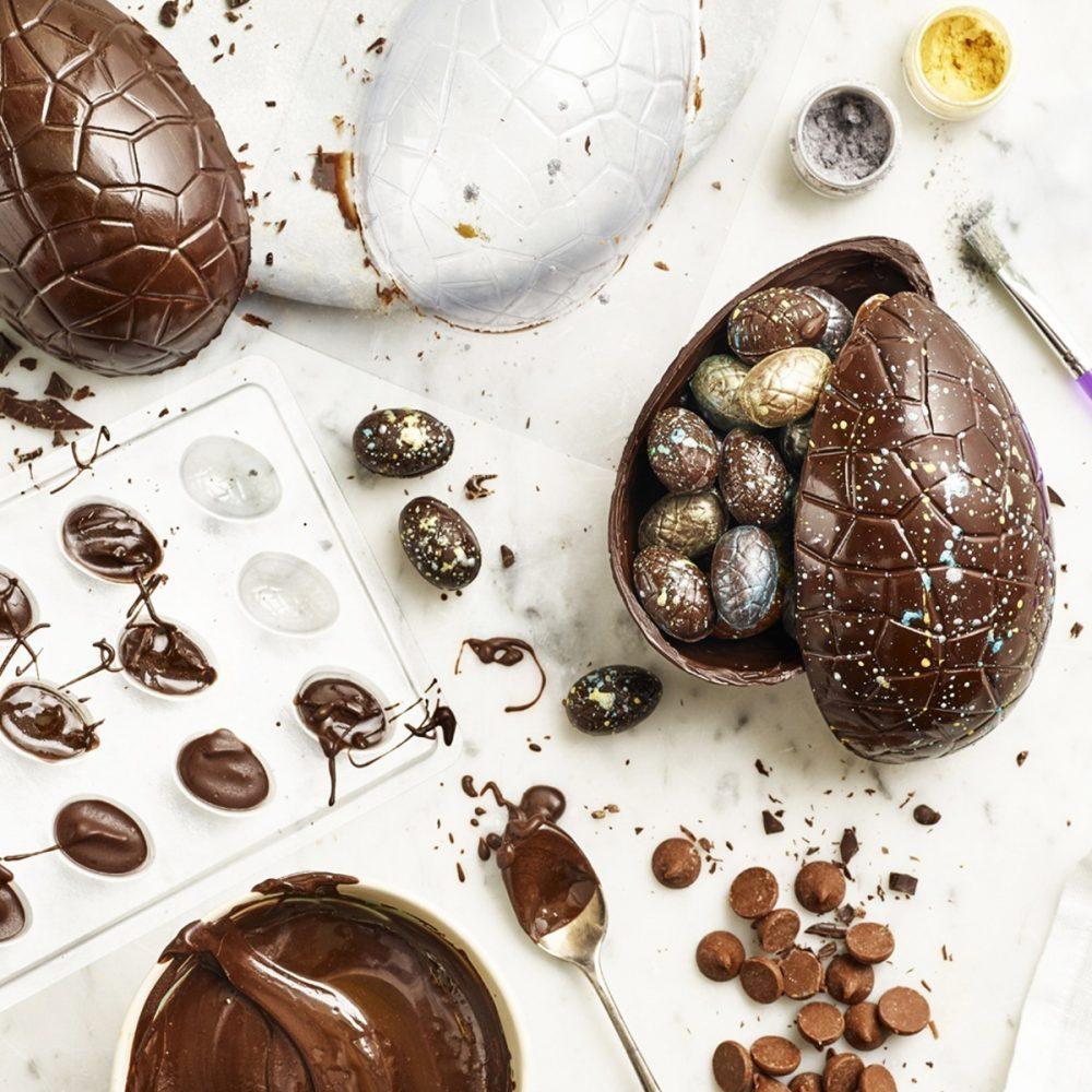 huevos molde craquelados doble 5