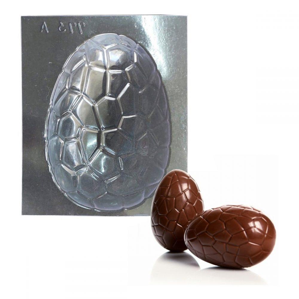 huevos molde craquelados doble 6