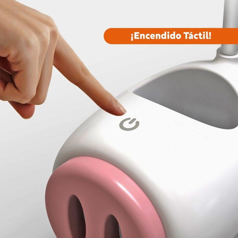 lampara cerdo tactil 3