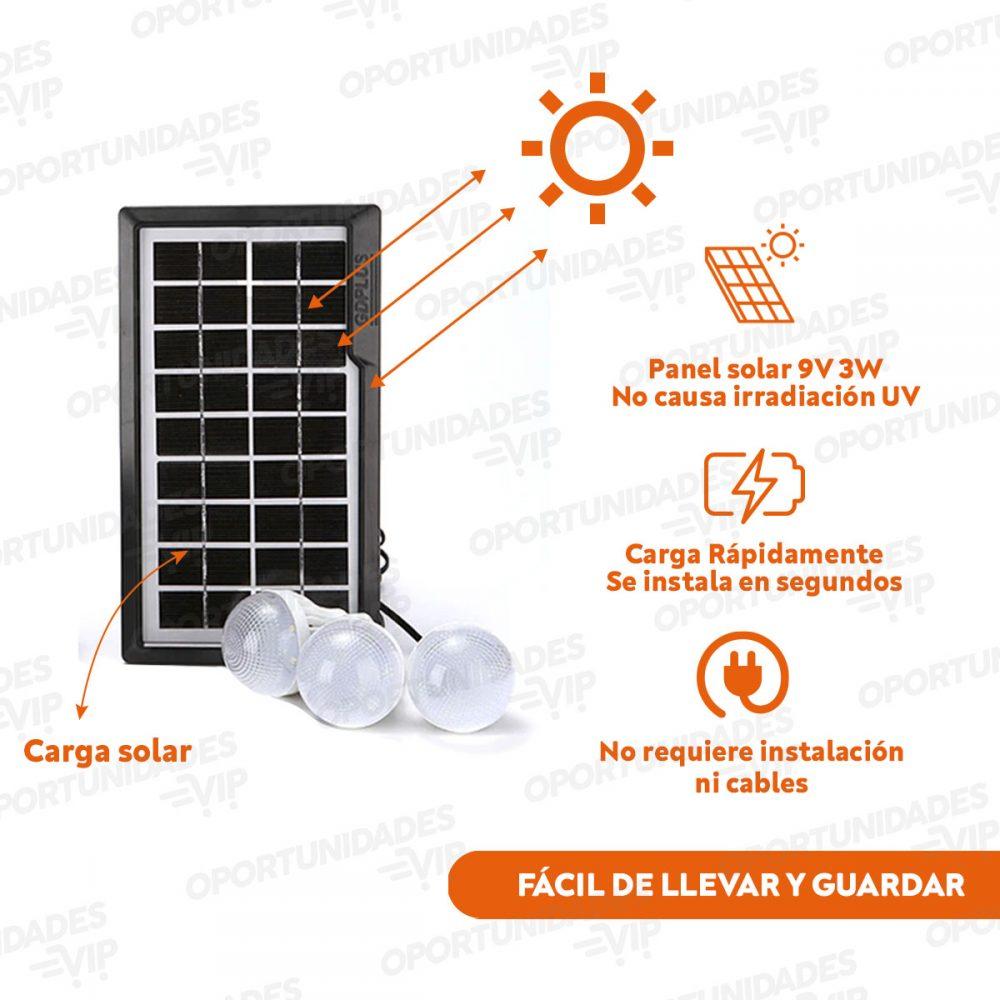 Craga Panel solar Yobo Con Marca de Agua
