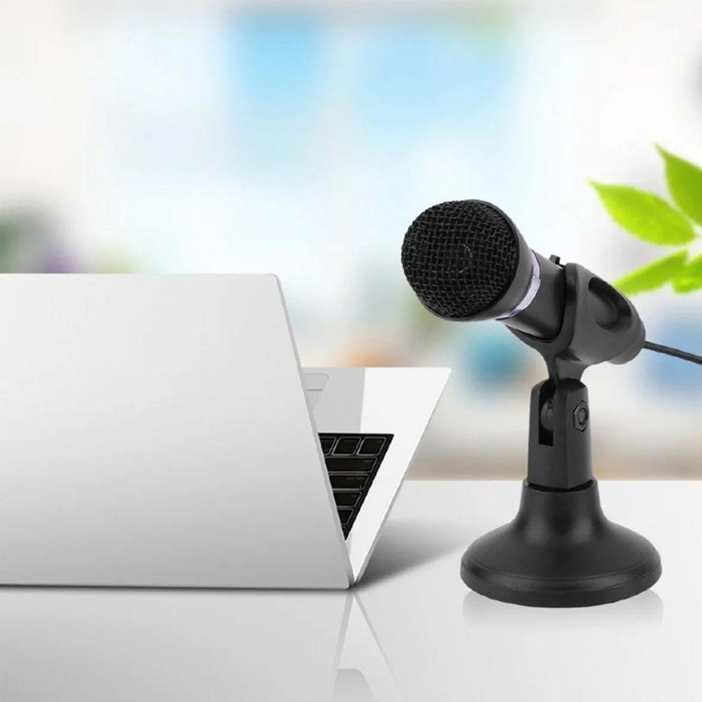 microfono base pc 2