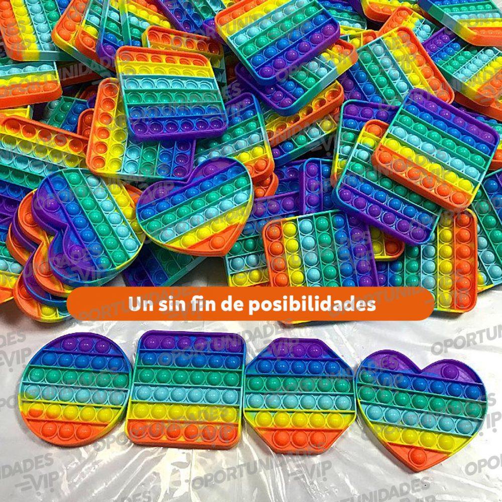 pop it arcoiris