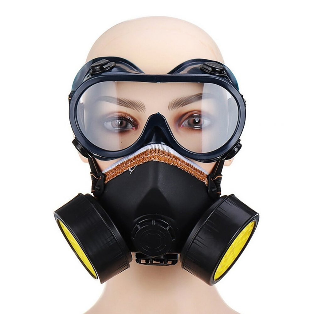 mascara protectora anti polvo 2