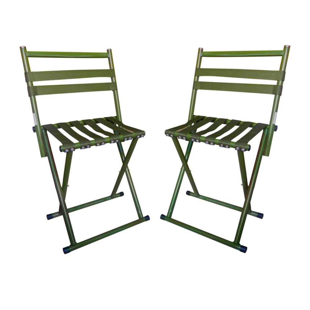 silla camping verde musco 1