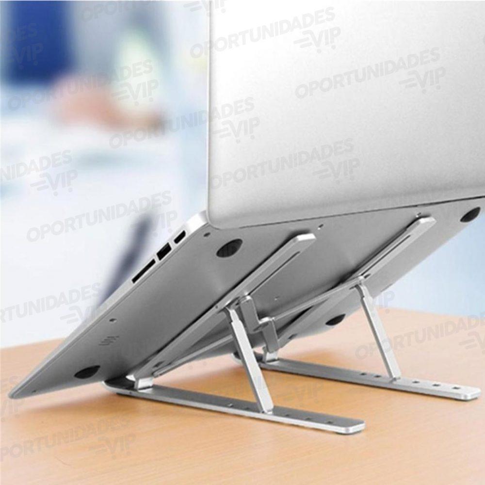 soporte notebook aluminio plegable 5