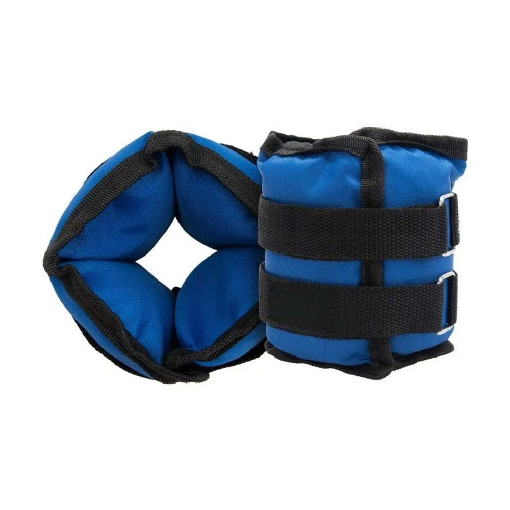 tobillera azul pesas 3