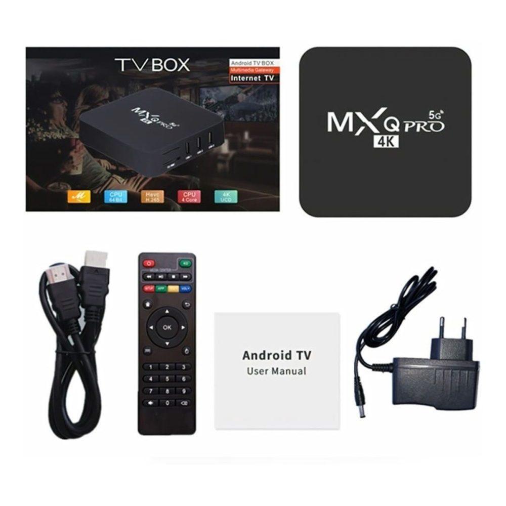 convertidor tv smart android 5