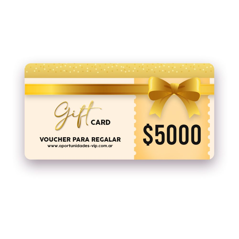 giftcard 5000